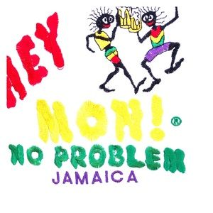 Vintage 90s Jamaica T-shirt slouchy style T